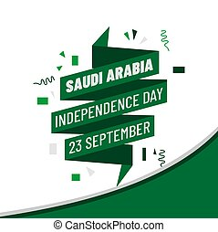 arabia saudita, día, independencia