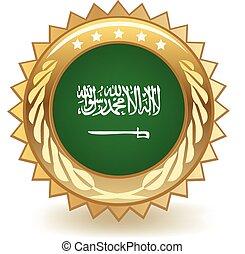 arabia, szaudi, jelvény