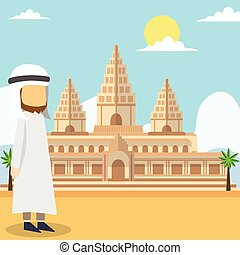 arabian angkor wat tour