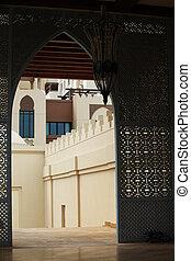 Arabian architecture in Qatar
