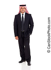 arabian businessman in suit - modern arabian businessman in...