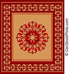 arabian carpet