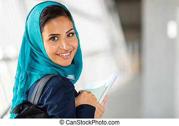 arabian college girl