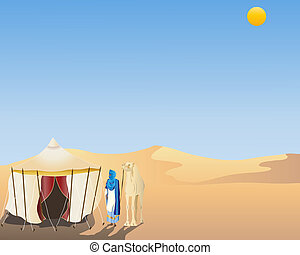 arabian desrt