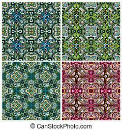 Arabian Fashion Design - Trendsetting fabrics in modern look...