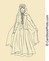 Arabian Lady
