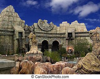 Arabian Ruins
