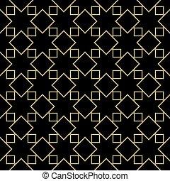 Arabic background pattern