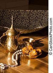 "Arabic coffee pot""Dallah"""