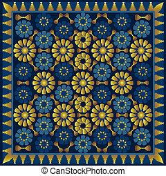 Arabic design texture