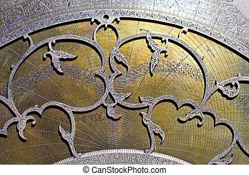 Arabic detail