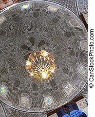Arabic dome in Tunisia