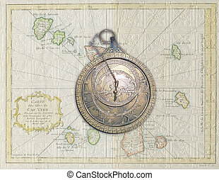 arabier, astrolabe