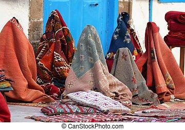 arabisch, markt