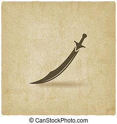 Arabischer Krummsäbel