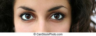 arabische , eyes