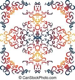 arabische , ornament, kalligrafie