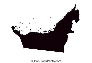 arabo, unito, emirati