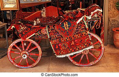 arabszczyzna, swojski, zaopatrywać, dywan