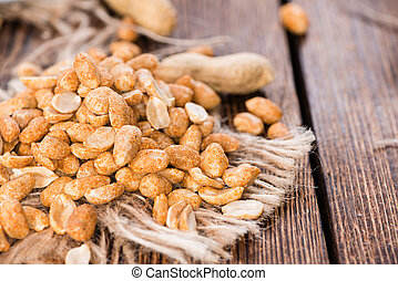 arachidi, arrostito