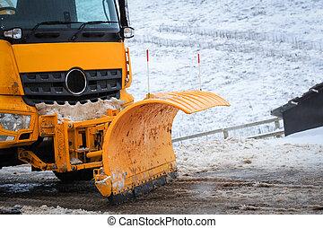 arado neve