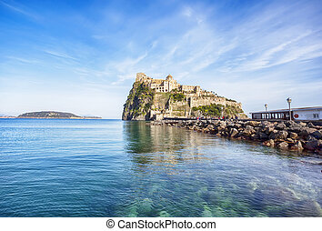 Aragonese Castle on Ischia