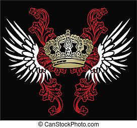 araldico, aquila, emblema