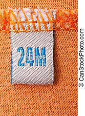 arancia, abbigliamento