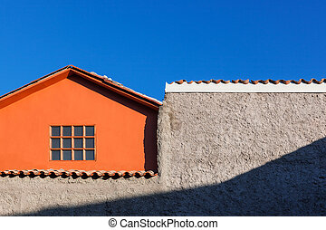 arancia, casa