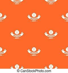 arancia, crutches, vettore, qualità, modello