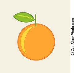arancia, frutta