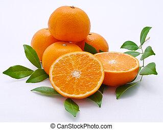 arancia, frutte fresche