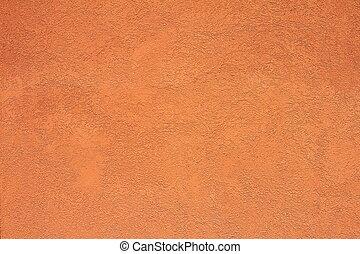 arancia, intonacare, struttura