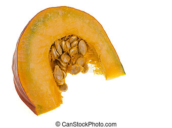 arancia, kabocha, zucca