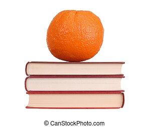 arancia, libri