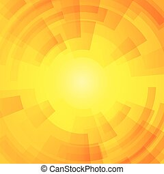 arancia, soleggiato, affari, fondo