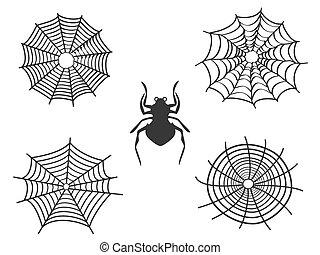 aranha, rede