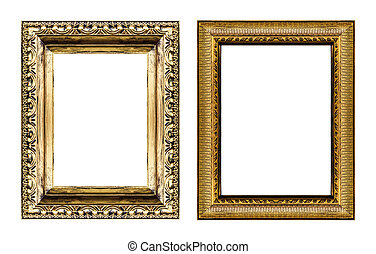 arany-, állhatatos, hely, szüret, keret, elszigetelt, b betű, tiszta, fehér