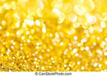 arany, bokeh