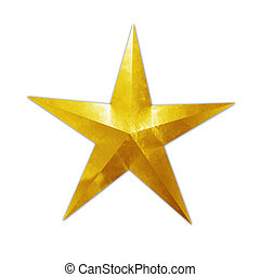 arany-, csillag