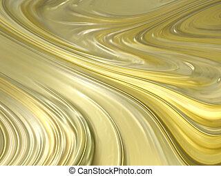 arany-, elvont, fényűzés, háttér
