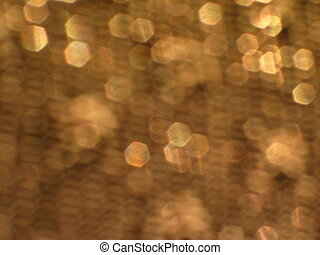 arany-, erős fények
