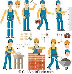 arbeider, constructor