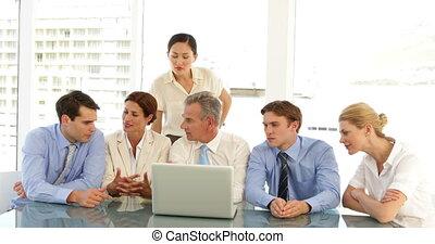 arbeidzaam, handel team
