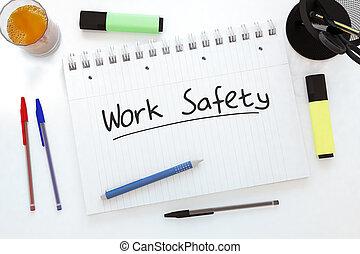 arbeit, sicherheit
