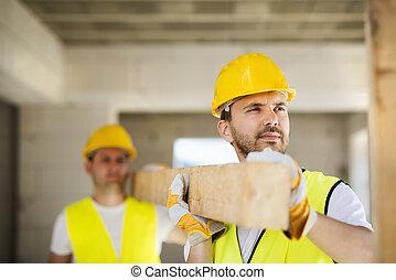 arbeiter, baugewerbe