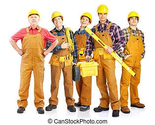 arbeiter, industrie