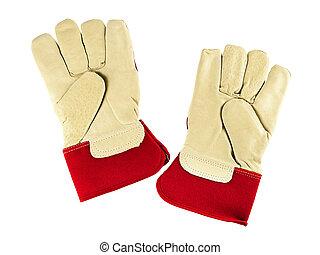 arbejde handske