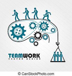 arbejde hold
