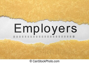 arbetsgivare